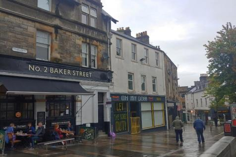 Friars Street, Stirling Town, Stirling, FK8. 2 bedroom flat