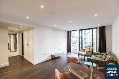 Two bed Apartment , Neroli House, Canter Way, London. 2 bedroom apartment