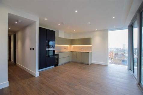 Cassia house, Goodman's Field, E1. 1 bedroom apartment