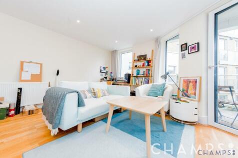 Slate House, 11 Keymer Place, London, E14. 1 bedroom flat