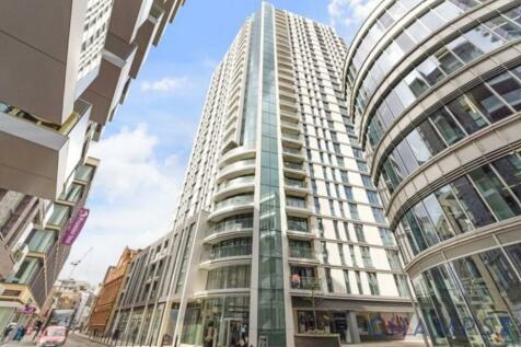 Altitude Point, 71 Alie Street, London E1. 1 bedroom flat