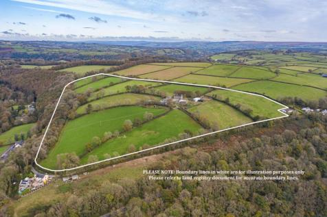 Llandysul. Land for sale