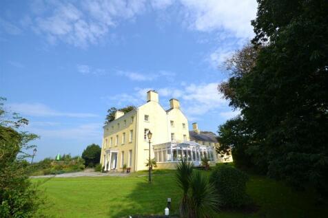 Uplands, Carmarthen. Land for sale