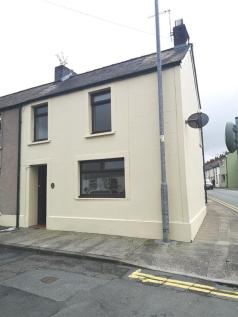 Dew Street, Haverfordwest. 3 bedroom end of terrace house
