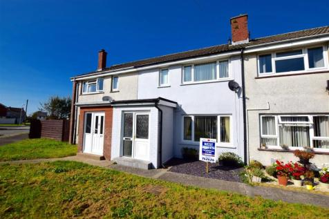 Scotchwell View, Haverfordwest. 2 bedroom terraced house