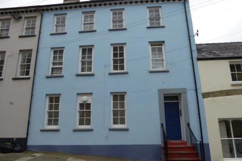 Goat Street, Haverfordwest. 1 bedroom apartment