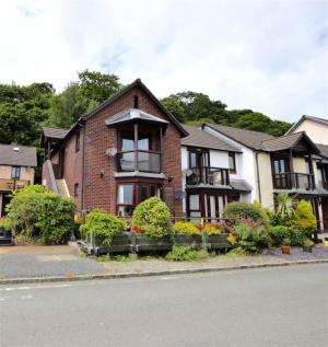 Gaddarn Reach, Neyland, Milford Haven. 1 bedroom apartment for sale