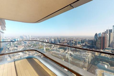 Principal Place, Worship Street, London, EC2A. 3 bedroom apartment for sale