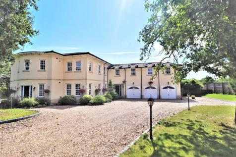 Station Road, Raglan, Monmouthshire. 6 bedroom detached house for sale