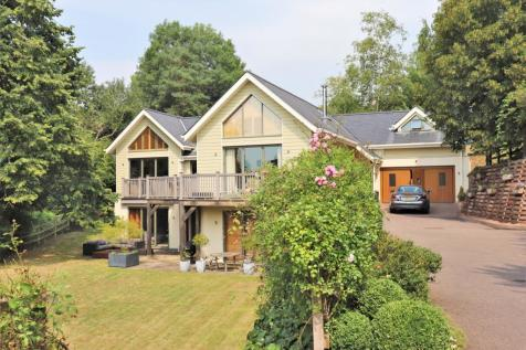 Brooklands, Hereford Road, NP25. 6 bedroom house for sale