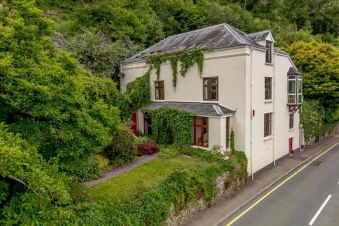 The Falls, Tintern, NP16. 6 bedroom detached house for sale