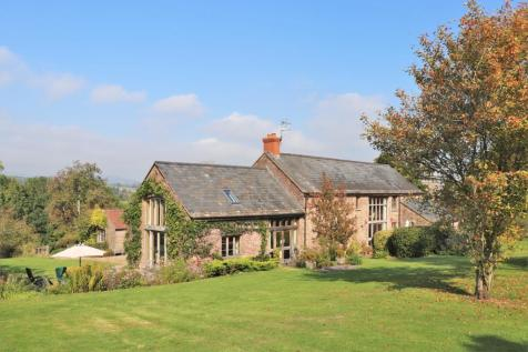 St Maughans, Monmouth, NP25. 6 bedroom detached house for sale