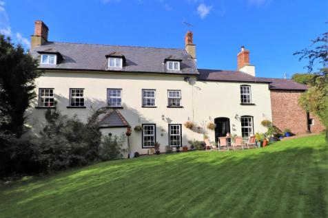 Marstow near Ross on Wye. 6 bedroom character property for sale
