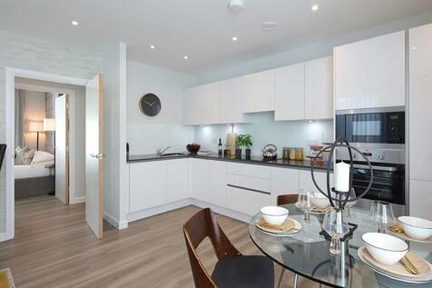 Hickman Walk, London. 3 bedroom apartment