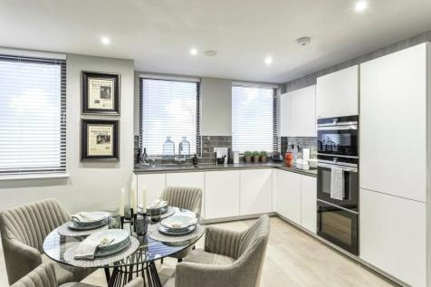 Leadenhall, Commercial Road, London, E1. 2 bedroom flat for sale