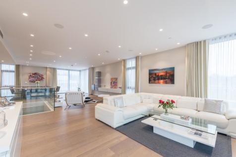 West Hampstead, London. 4 bedroom penthouse for sale