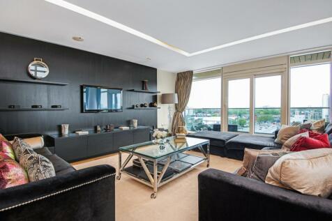 Ascensis Tower, Jupiner Driver, Battersea Reach. 3 bedroom penthouse