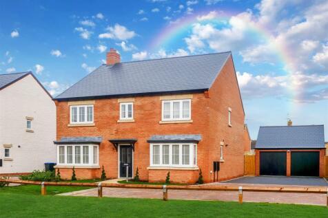 Bidford Leys, Bidford-On-Avon, Alcester. 5 bedroom detached house