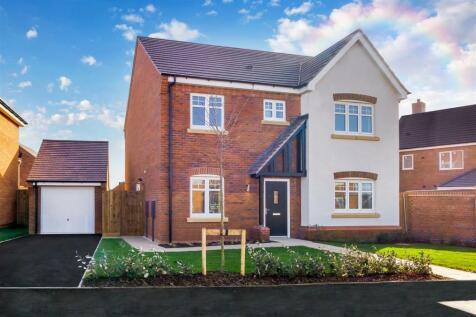 Waterloo Road, Bidford-On-Avon, Alcester. 4 bedroom detached house