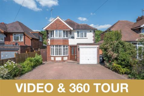 The Slough, Redditch. 3 bedroom detached house