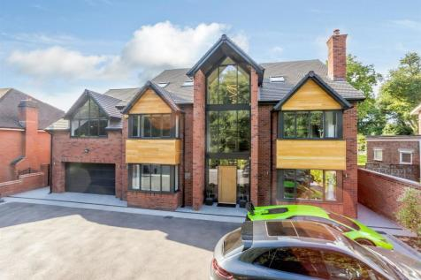 Ashlawn Crescent, Solihull. 8 bedroom house