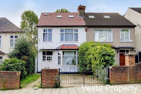 Ravensbourne Park Crescent, London, SE6. 6 bedroom semi-detached house