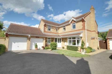 Fraserburgh Way, ORTON SOUTHGATE, Peterborough. 4 bedroom detached house