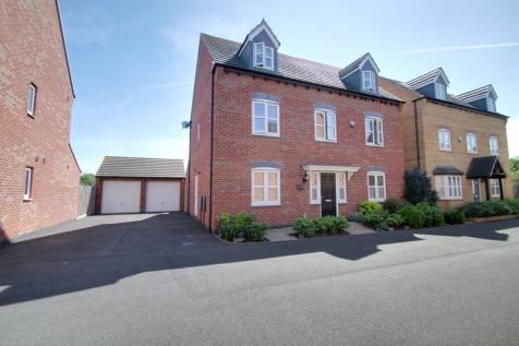 Littlecote Grove, ITTER CRESCENT/WALTON, Peterborough. 5 bedroom detached house