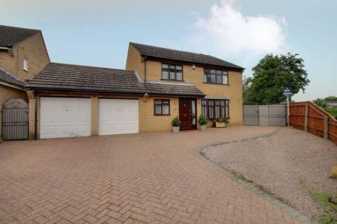 Egar Way, SOUTH BRETTON, Peterborough. 4 bedroom detached house