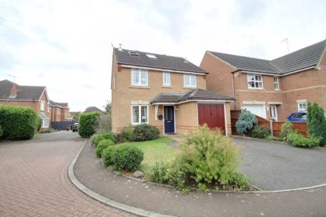Leiston Court, EYE, Peterborough. 4 bedroom detached house