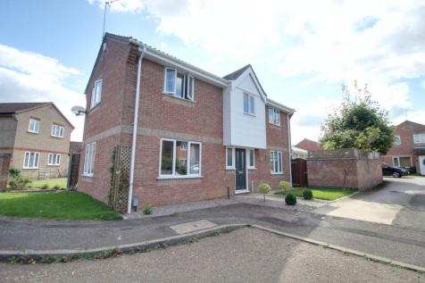 Wycliffe Grove, WERRINGTON, Peterborough. 4 bedroom detached house