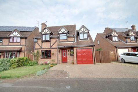 Foxdale, PETERBOROUGH. 4 bedroom detached house