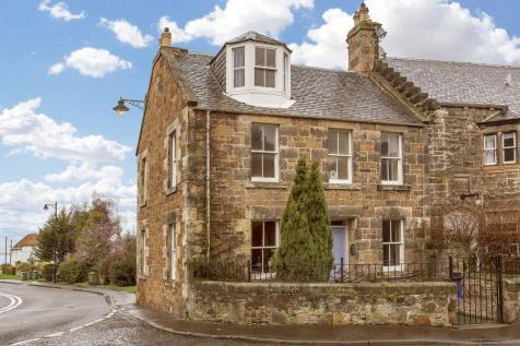 The Neuk, High Street, Aberlady, EH32 0RA. 5 bedroom end of terrace house for sale