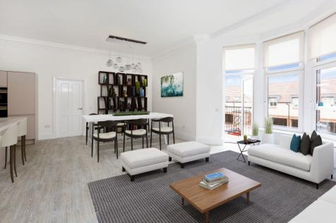 10 Marine House, Gullane, EH31 2ER. 3 bedroom flat for sale