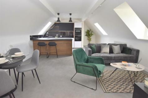 Kings Crescent, Strutts Park, Derby. 2 bedroom apartment for sale