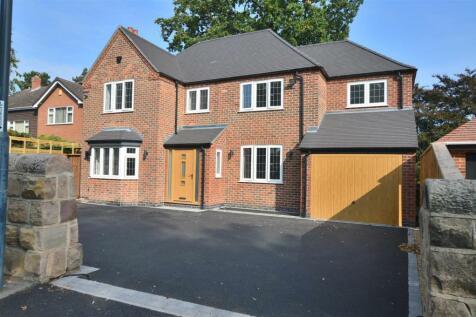 Belper Road, Darley Park, Derby. 5 bedroom detached house for sale