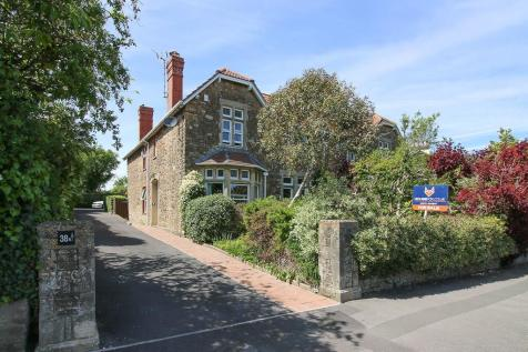 West Hill, Portishead, BS20. 5 bedroom semi-detached house