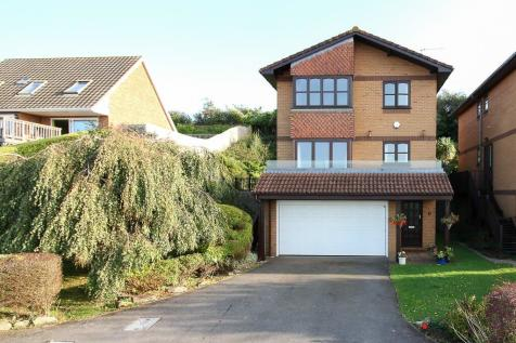 Drakes Way, Portishead, Bristol, BS20. 4 bedroom detached house