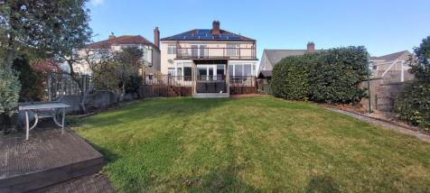 The Ridgeway, Worlebury, Weston-Super-Mare, BS22. 4 bedroom detached house for sale