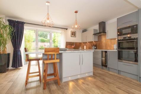 Browning Drive, Hitchin, SG4. 4 bedroom semi-detached house