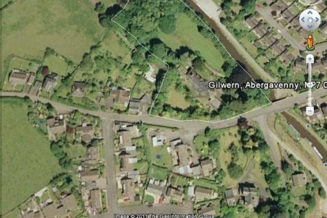 Llanelly Church Road, Gilwern, Abergavenny, NP7. Land for sale