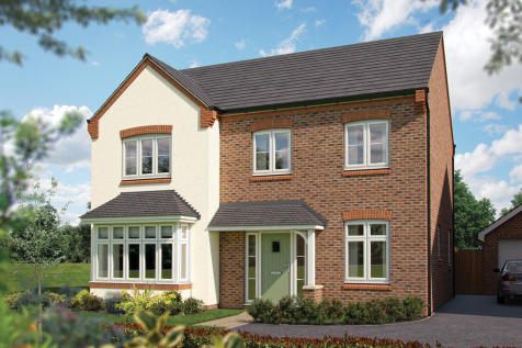Haygate Road, Wellington, Telford, TF1. 4 bedroom detached house