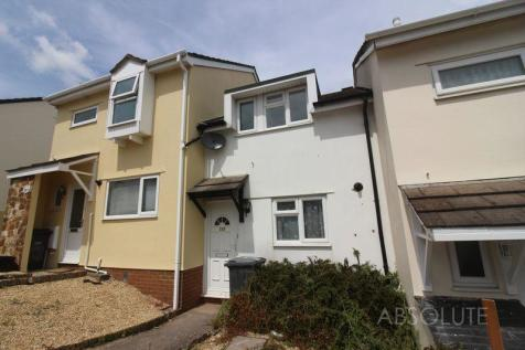 Exe Hill, Torquay. 2 bedroom terraced house