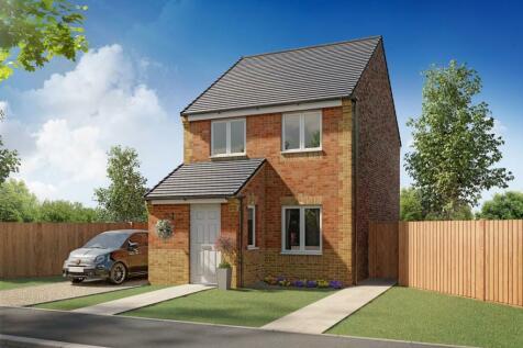 Institute Road, Ashington, NE63 8HP. 3 bedroom detached house for sale