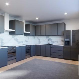 HMO Scott road. High spec investment property. 28 bedroom block of apartments for sale