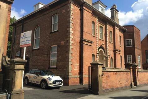 Beaconsfield House, Wilson Street, Derby. House share