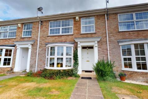 Copeland Drive, Poole. 3 bedroom terraced house