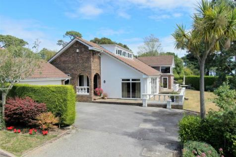 Branksome Towers, Poole. 4 bedroom house