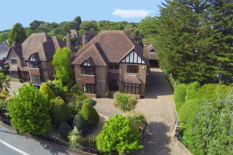 Moorfields Road, Canford Cliffs, Poole. 5 bedroom house