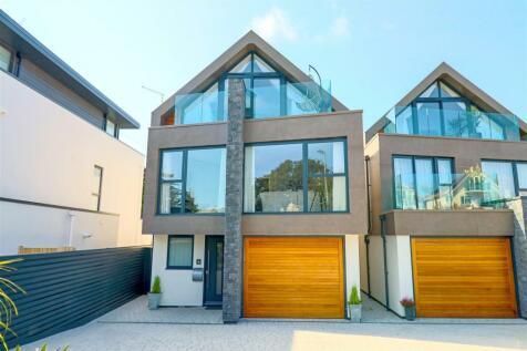 Sandbanks Road, Lilliput, Poole. 4 bedroom house